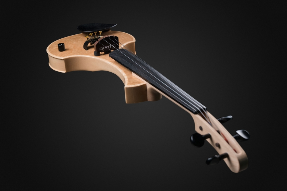 Nuovo sistema ISSP2! More Power! - Cantini Electric Violins