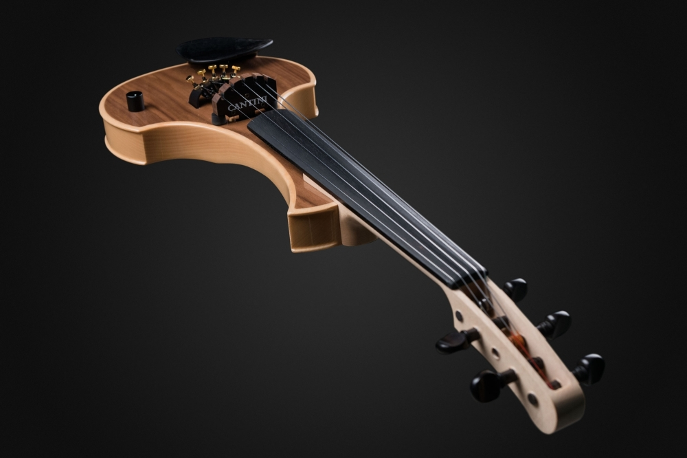 "Earphonic ""Canaletto""! - Cantini Electric Violins"