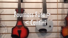ElectricViolin Shop - Matt Bell - Cantini Electric Violins