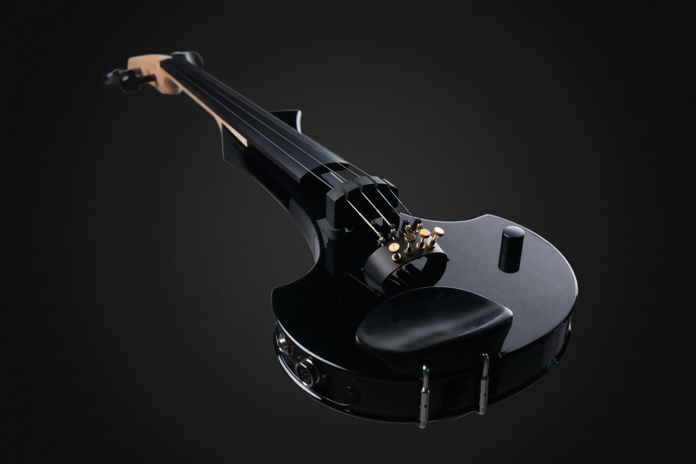 Earphonic Black - Cantini Electric Violins